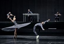 The Family Amsterdam and Dutch National Opera & Ballet, Safe Distance Ballet. Photo Lesley Weijtjes