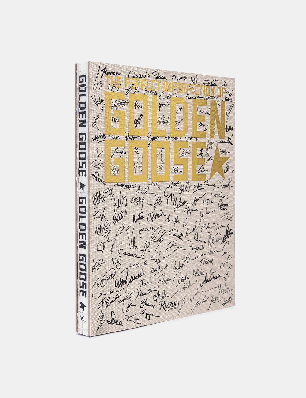 The perfect imperfection of Golden Goose (Mondadori Electa, Milano 2021) _cover