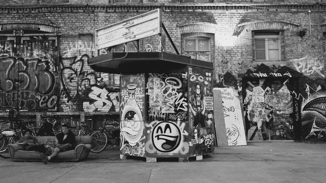 Thomas Quintavalle, Dreamland, Berlino, 2009-2019