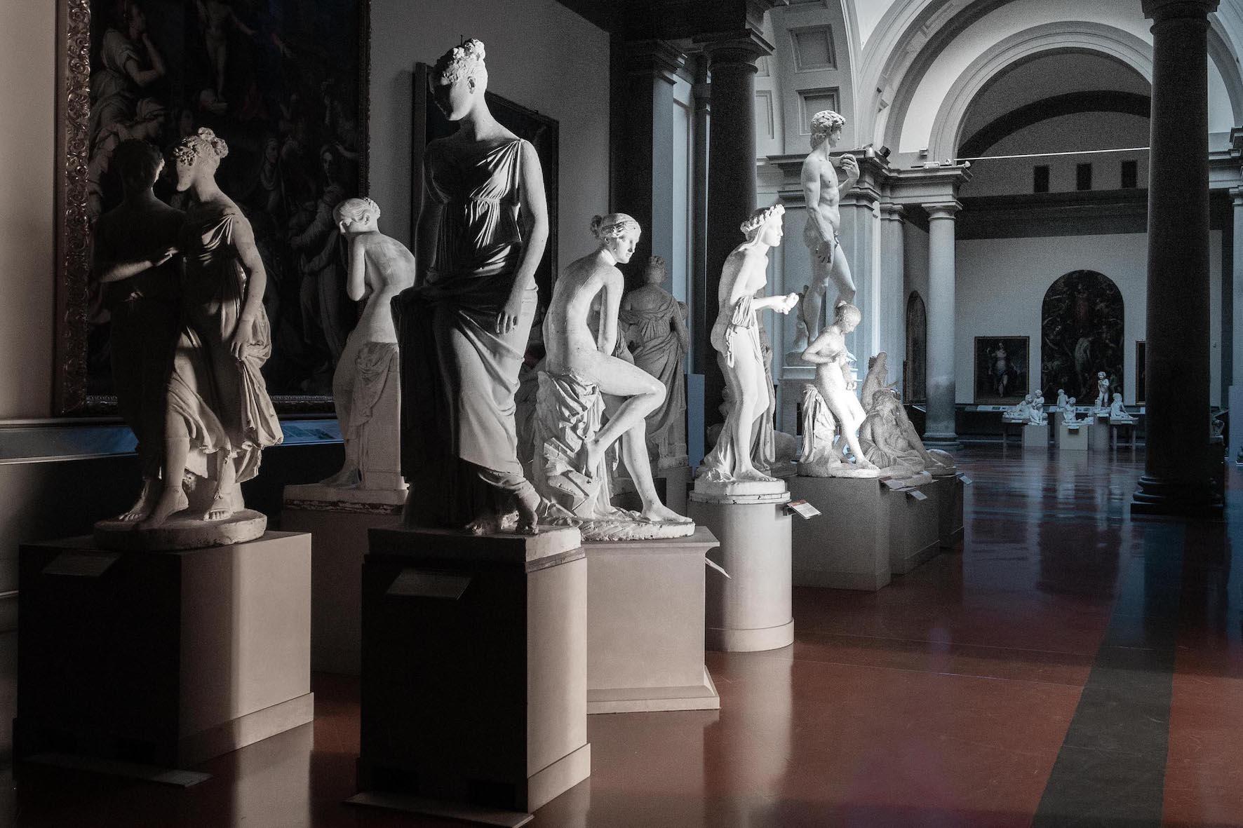 Galleria dell'Accademia di Firenze © Massimo Sestini