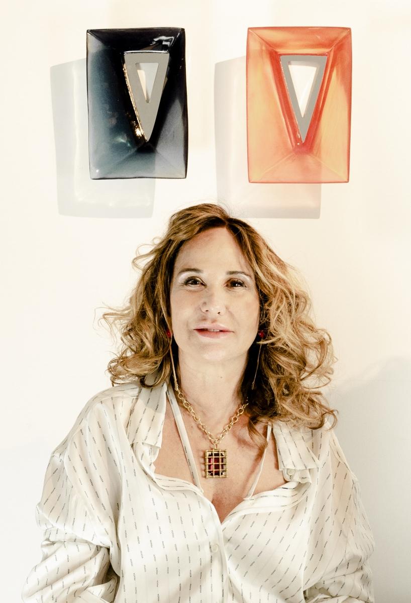 Chiara Dynys Ritratto, Ph Marco Rodigari