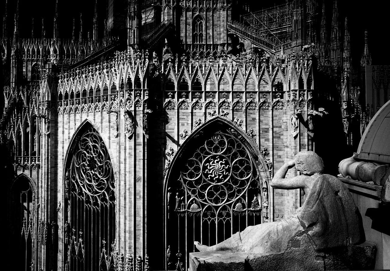 Aurelio Amendola, Duomo, Milano, 2009 © Aurelio Amendola