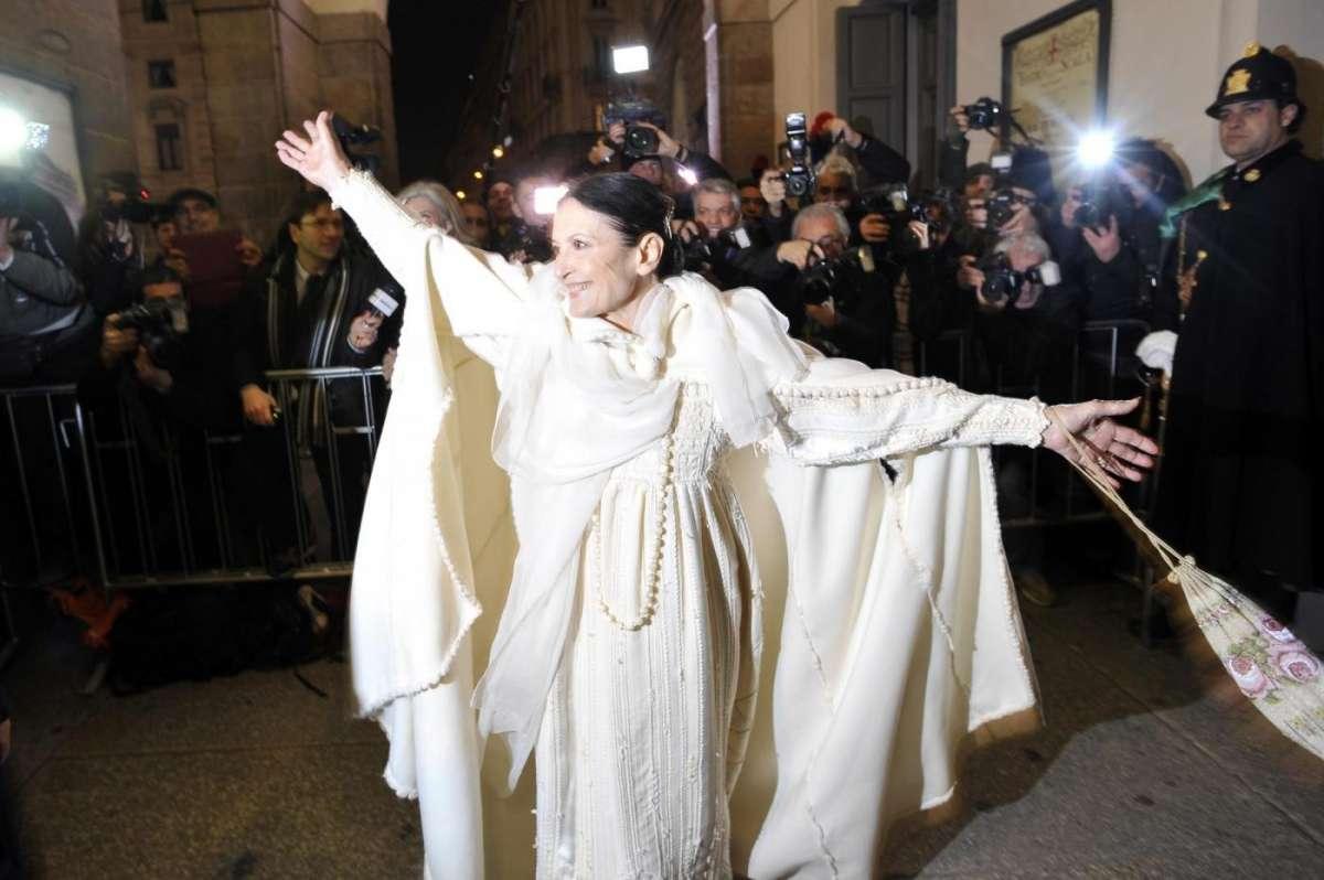 CARLA FRACCI courtesy Associazione Teatrale Pistoiese