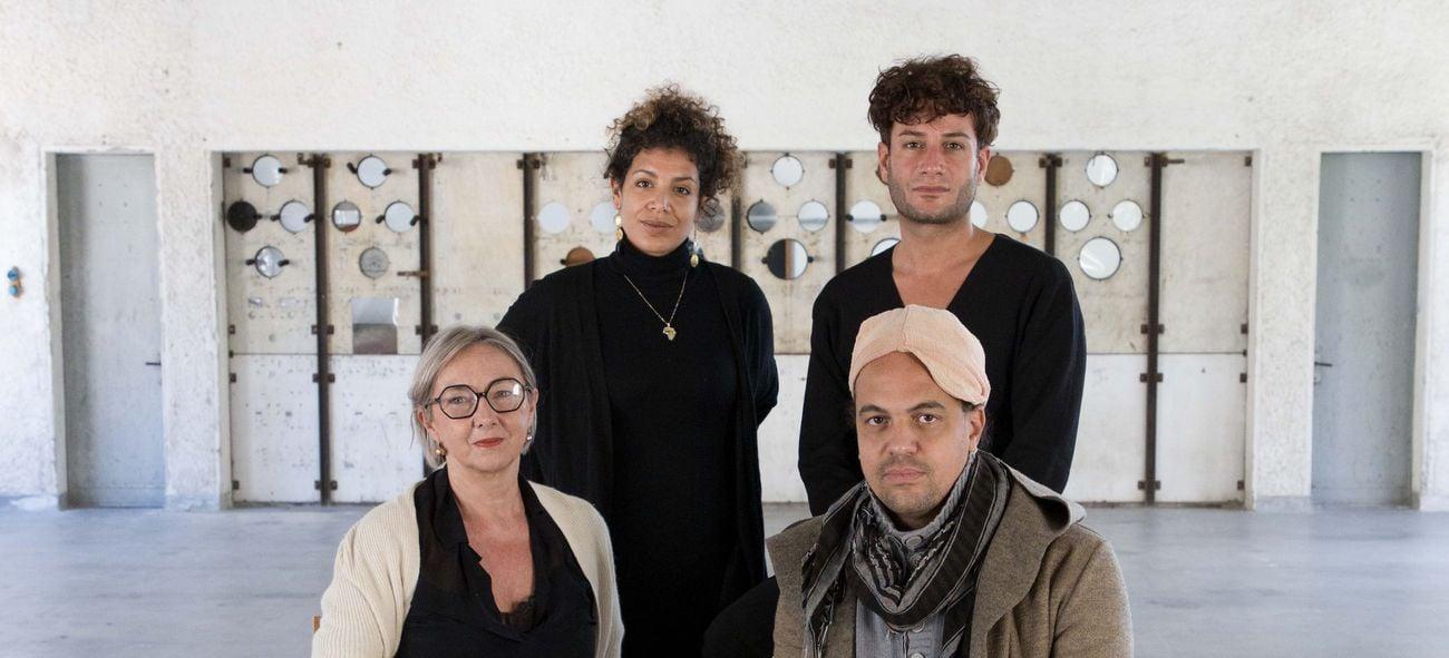 Centrale Fies. Curatori Agitu Fellowship. Photo Roberta Segata. Courtesy Centrale Fies