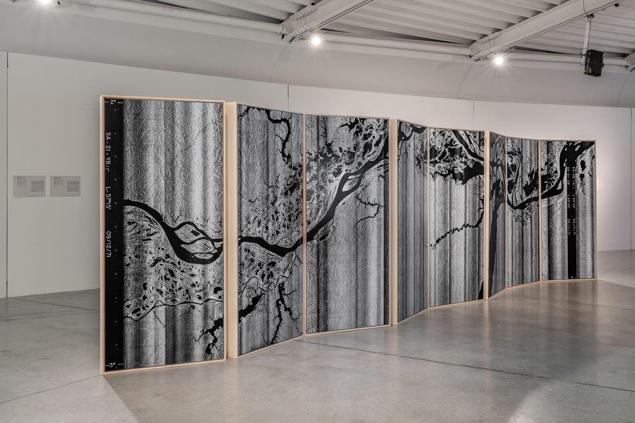 Formafantasma. Cambio. Exhibition view at Centro per l'arte contemporanea Luigi Pecci, Prato 2021. Photo Ela Bialkowska (OKNOstudio), 2021