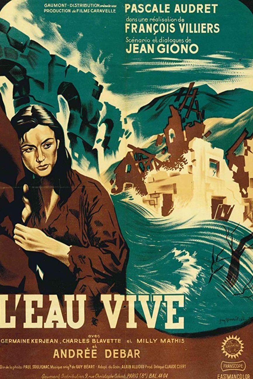 François Villiers – L'eau vive (1958)