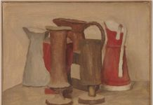 Giorgio Morandi Natura Morta (1942) Courtesy of Sotheby's Ltd