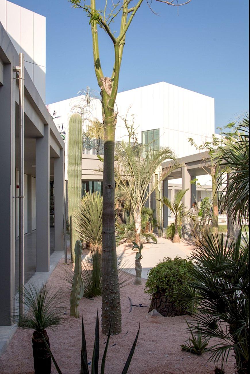 Jameel Arts Center, Dubai