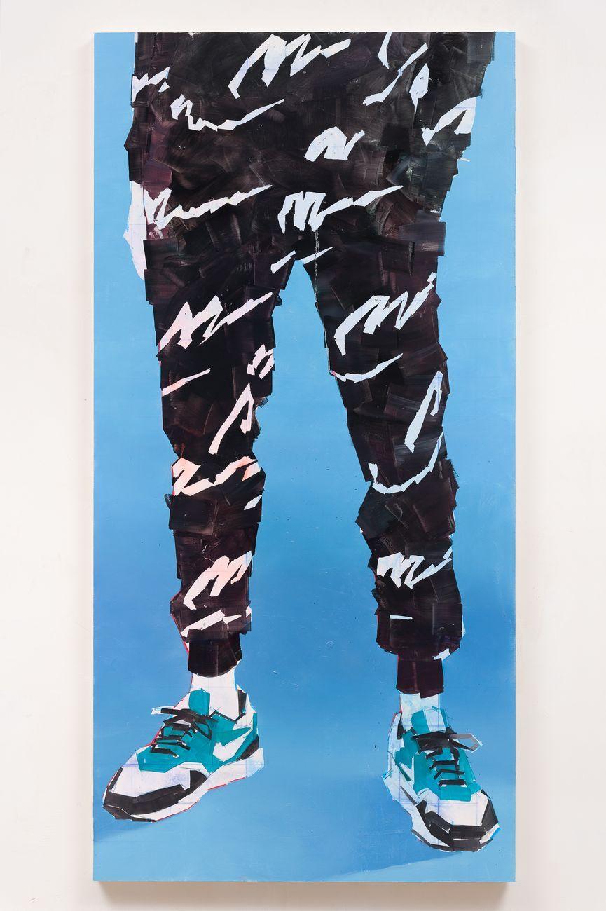 Luca Grimaldi, Triptych 1, 2021