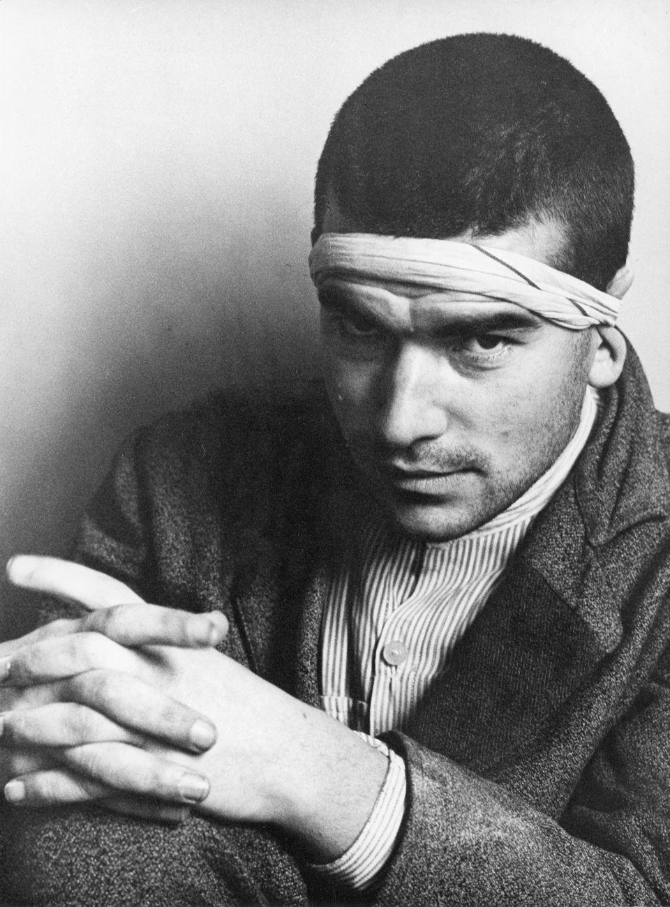 Luciano D'Alessandro, dalla serie Gli Esclusi, 1969