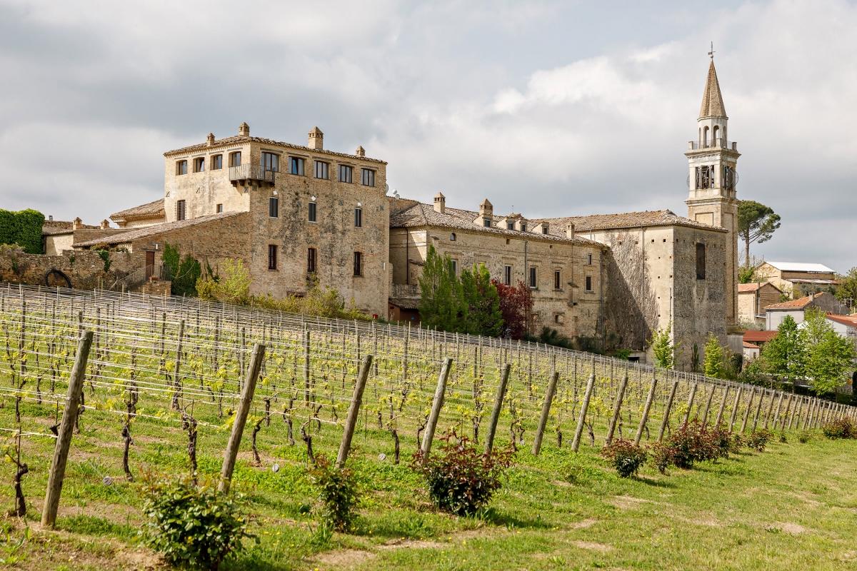 Masciarelli Art Project Castello di Semivicoli ©Antinori