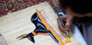 Meet Some Of The Last Papyrus Makers In Egypt Keeping A 5,000 Year Old Craft Alive