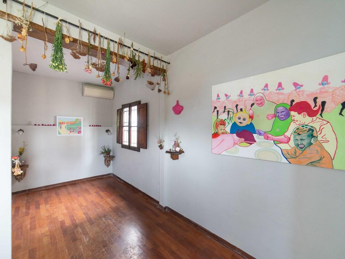 Room 304 Claudia Di Francesco