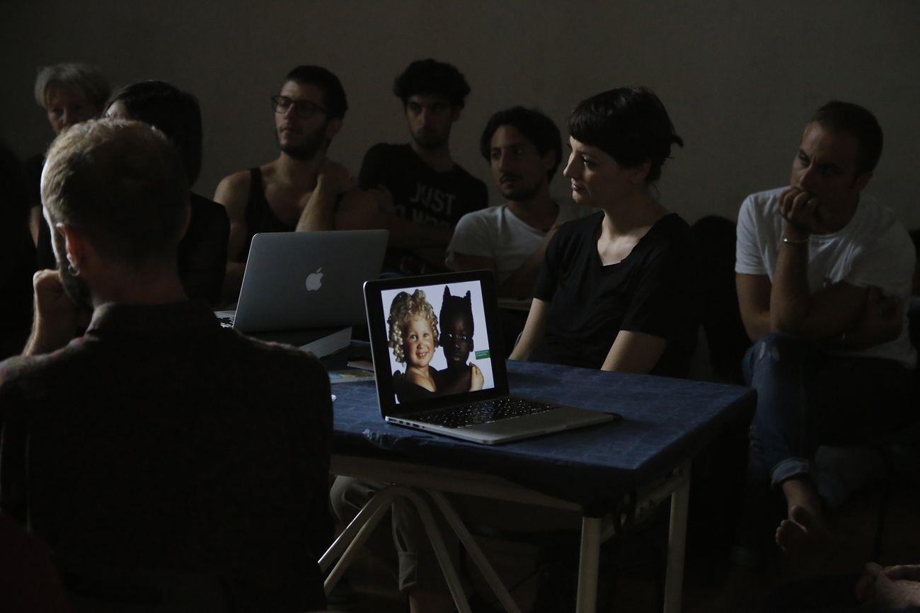 Salvo Lombardo, Atrio. Photo Margherita Masè