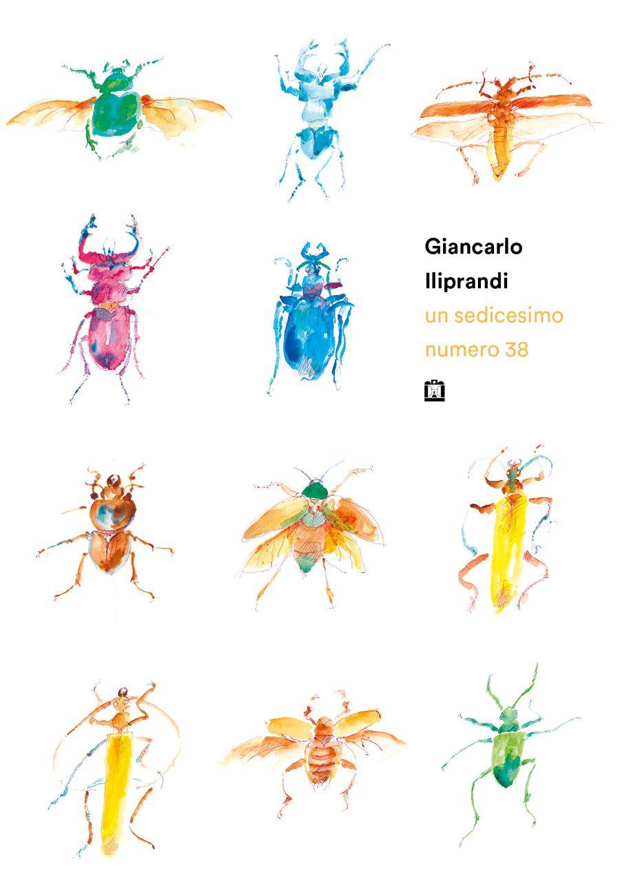 Un Sedicesimo #38. Giancarlo Iliprandi. Copertina