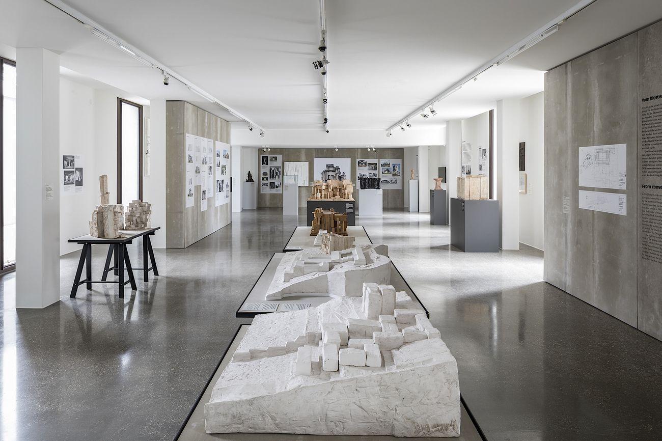 Wotruba. Himmelwärts. Exhibition view at Belvedere 21, Vienna 2021. Photo Johannes Stoll – Belvedere, Vienna