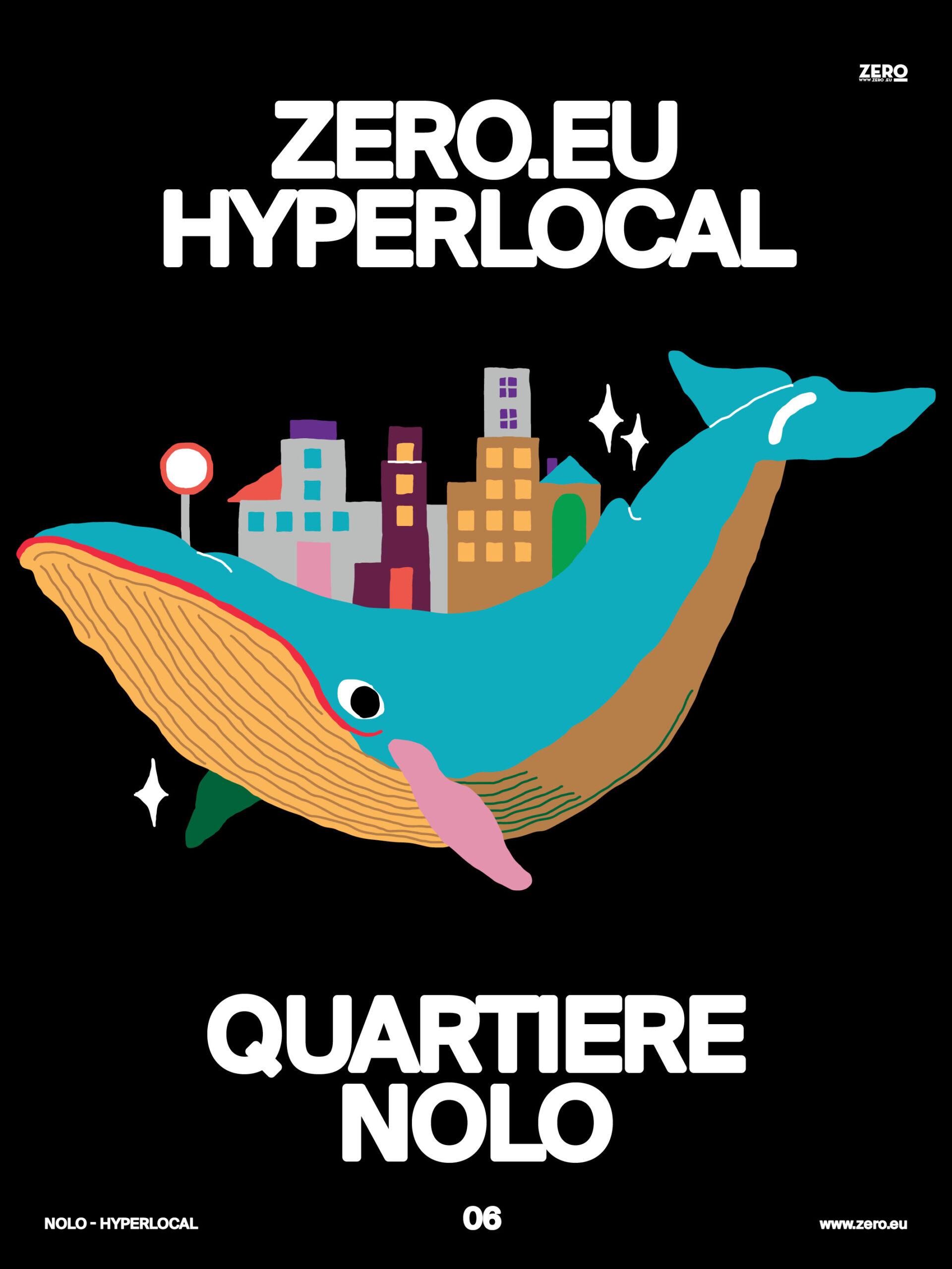 ZERO Hyperlocal, NoLo, Milano