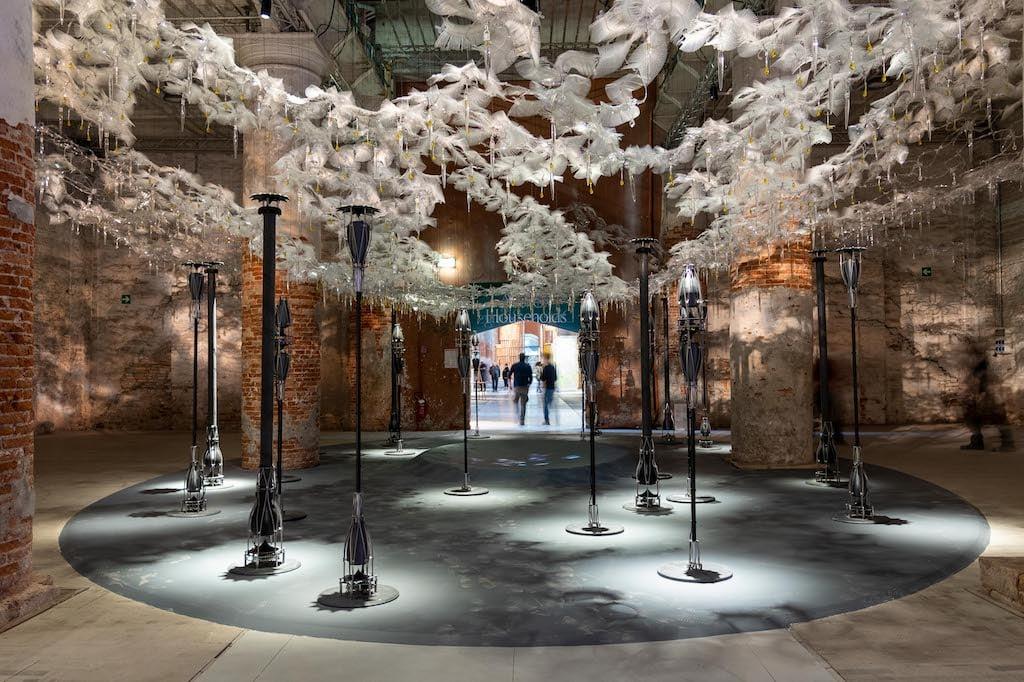 Biennale Architettura 2021, Arsenale, ph. Irene Fanizza