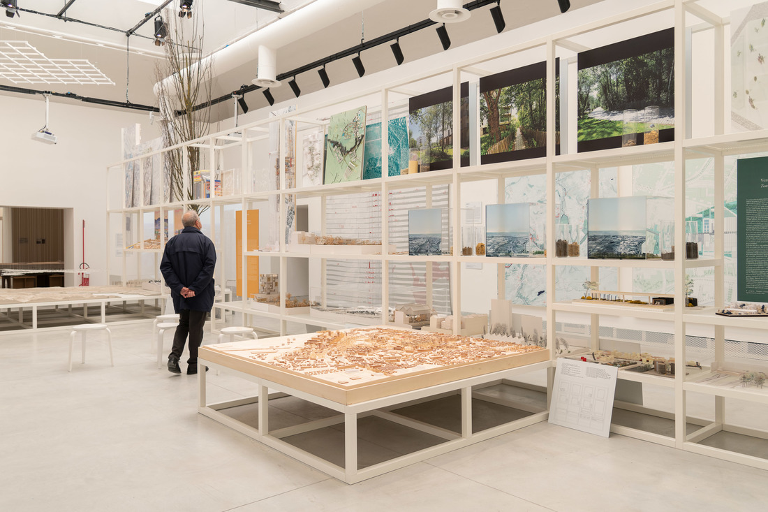 biennale 2021 architettura padiglione centrale giardini ph Irene Fanizza