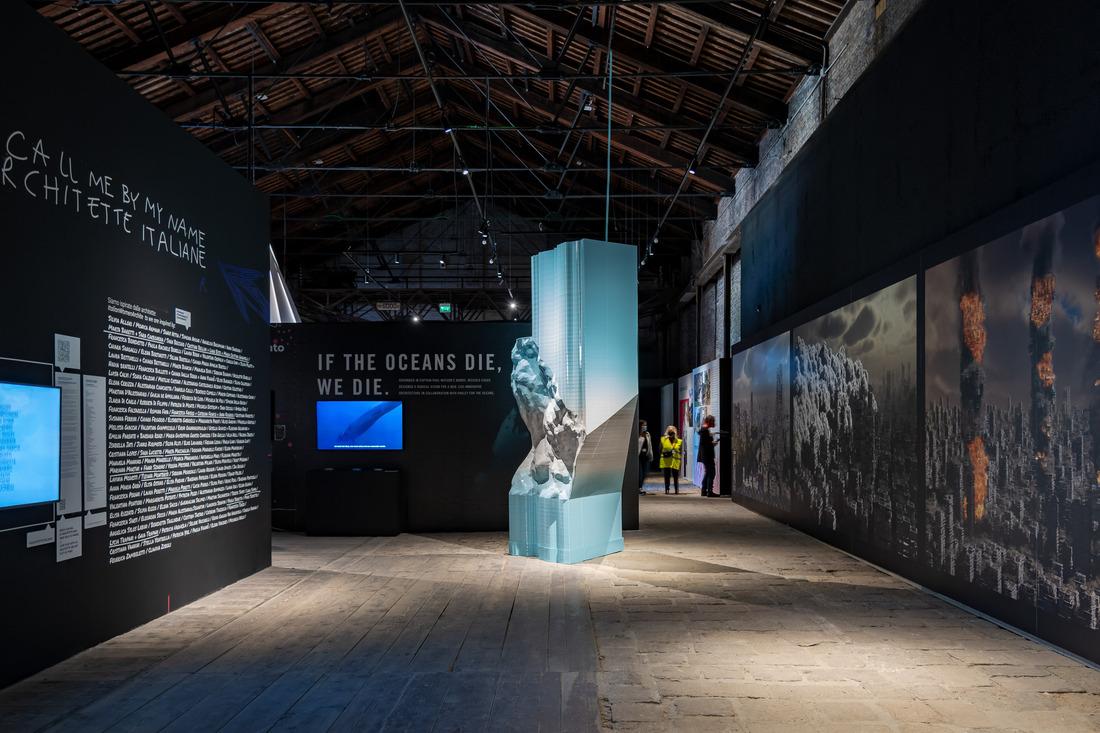 biennale 2021 architettura Padiglione Italia ph Irene Fanizza