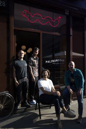 PALINUROBAR, Fabrizio Vatieri, Davide Coppo, Antonio Crescente, Nicola Nunziata ©Giulia Ticozzi