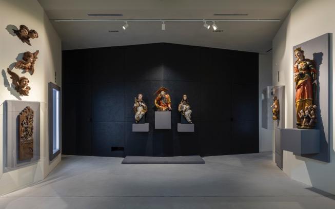 Museo di Arte Sacra_sculture lignee_ph Alberto Lorenzina