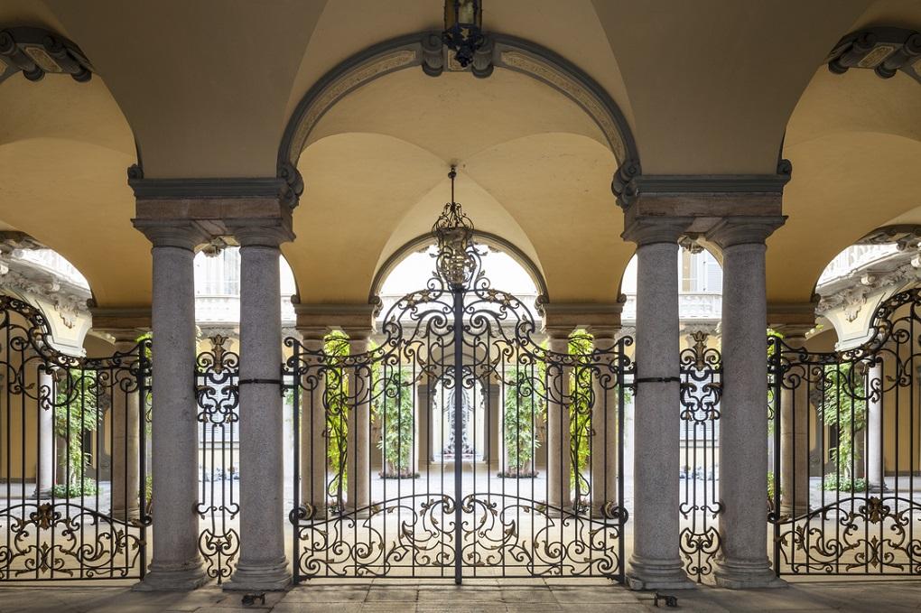 Open House Milano Palazzo Visconti