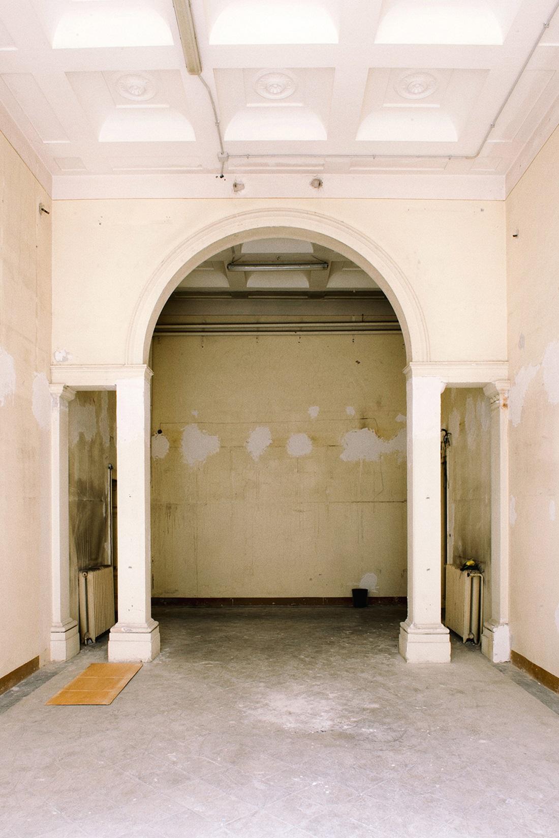 Palazzo Brancaccio Contemporary Cluster ©Paolo Abate