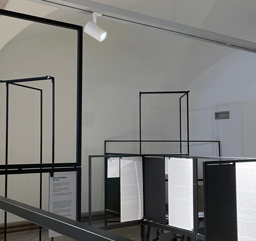 Autremonde, installation view. Porto Design Biennale 2021. Photo Museu Nacional de Soares dos Reis