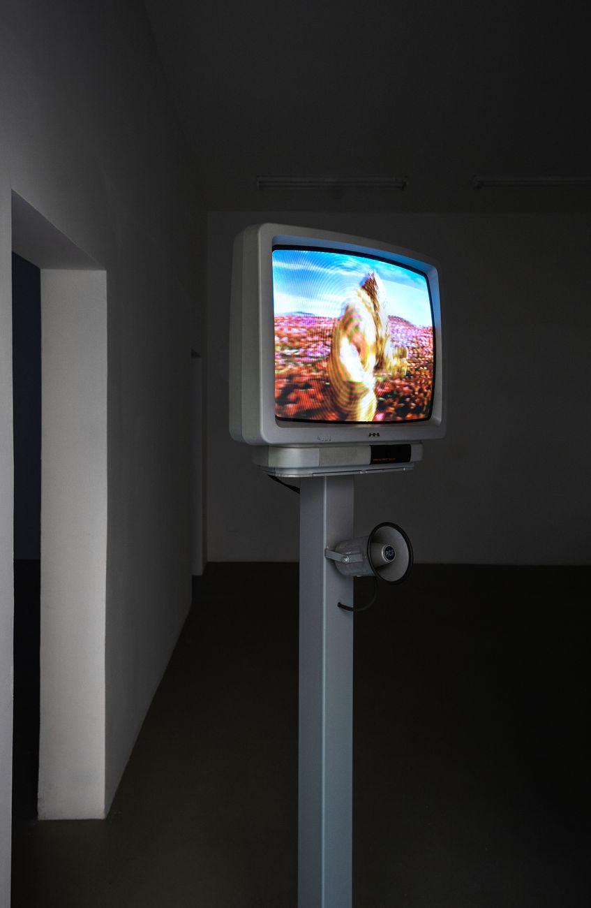 Daniele Puppi, Menocchio, 2021. Courtesy l'artista & Magazzino Arte Moderna, Roma
