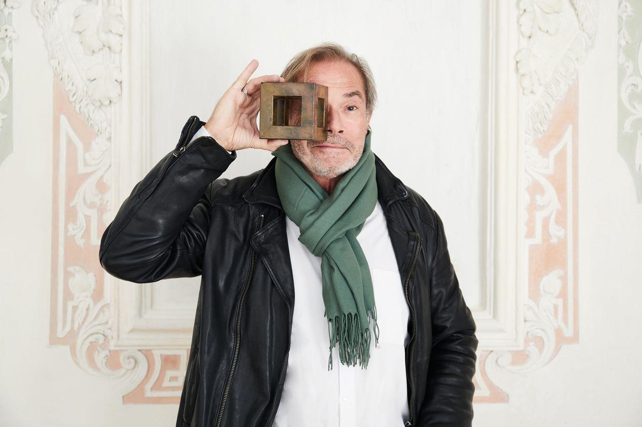 Didier Guillon a Venezia a Palazzo Bonvicini. Courtesy Fondation Valmont