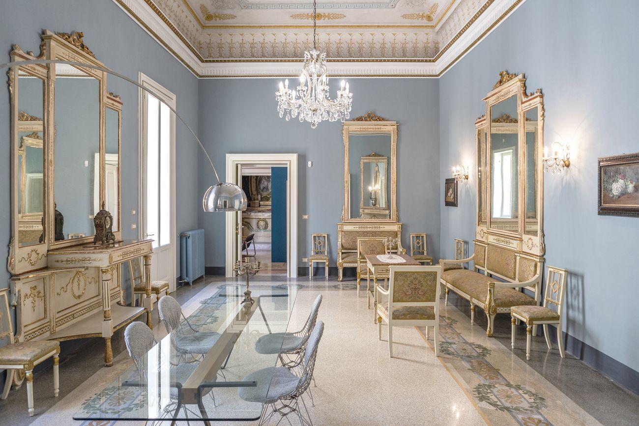 Distilia Dimora Salentina, San Cesario di Lecce. Image courtesy Distilia Dimora Salentina