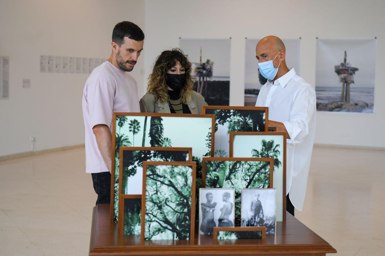 Efekat Pregleda. Exhibition view at MSUB, Belgrado 2021. Photo credits Bojana Janjic MOCAB