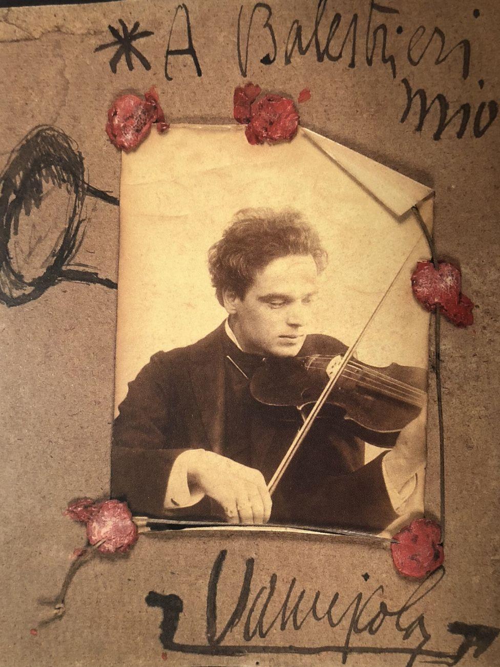 Giuseppe Vannicola. Courtesy Fondazione Balestrieri