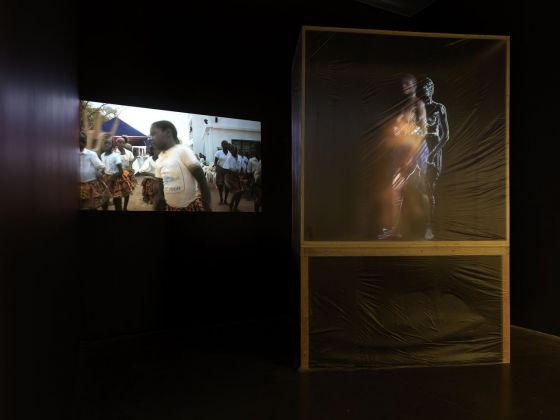 Grief and Grievance. Art and Mourning in America. Exhibition view at New Museum, New York 2021. Photo Dario Lasagni