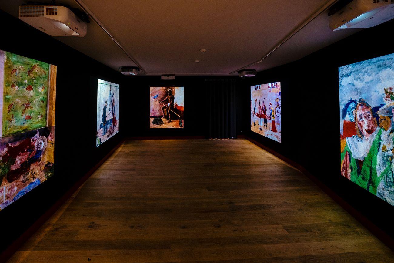 I nuovi spazi della casa museo di James Ensor a Ostenda. Photo © Nick Decombel