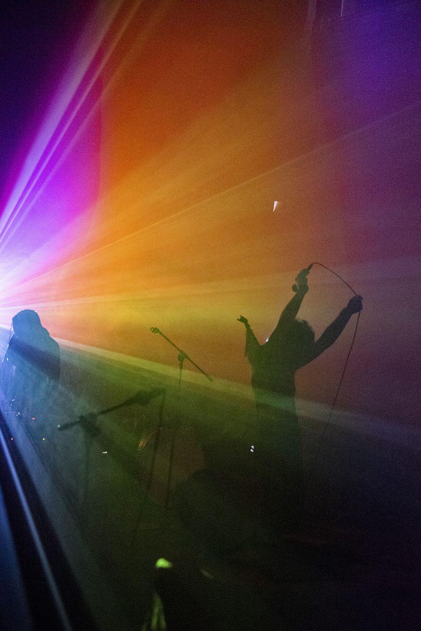 Industria Indipendente, Klub Taiga – Dear Darkness, 2021. Photo Martina Leo