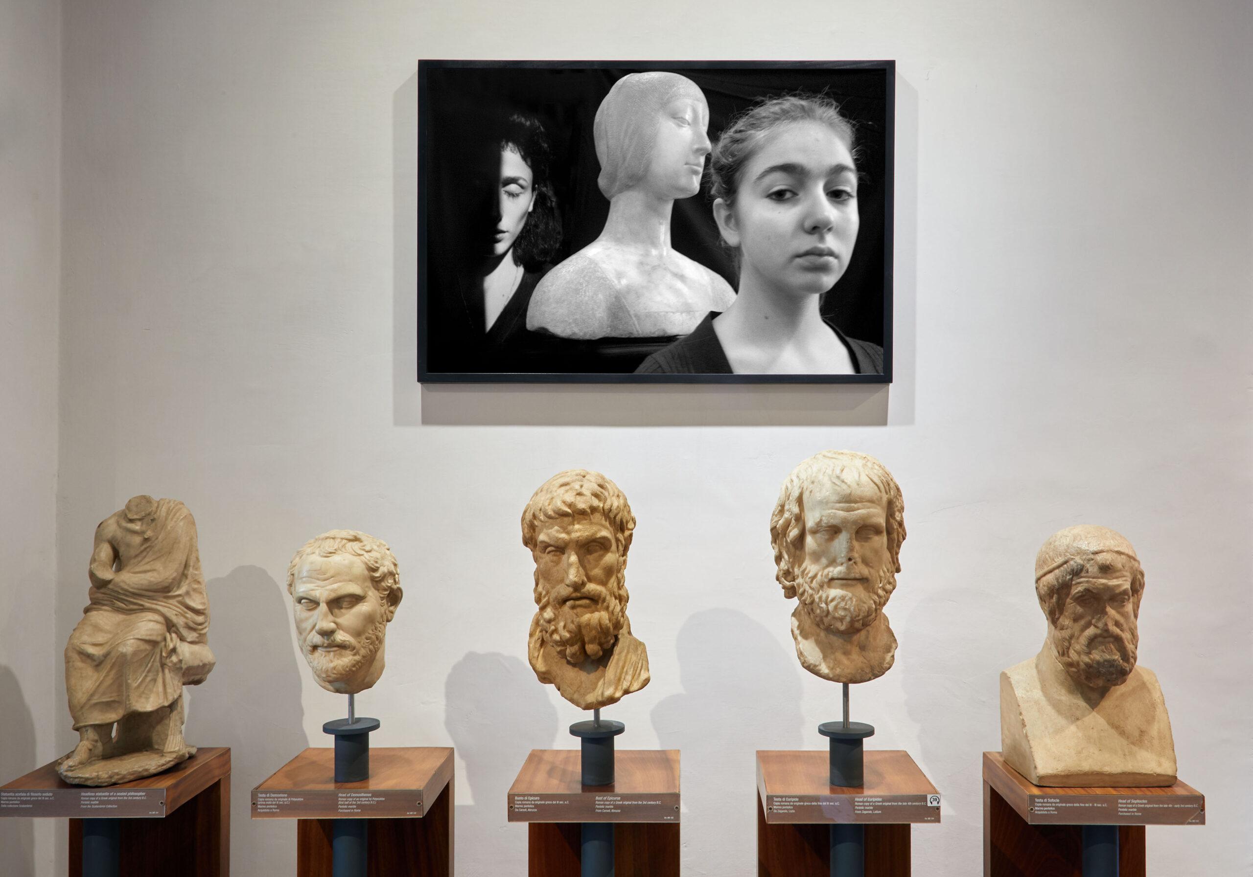 La Vita Nova L'amore in Dante nello sguardo di 10 artiste, LETIZIA BATTAGLIA