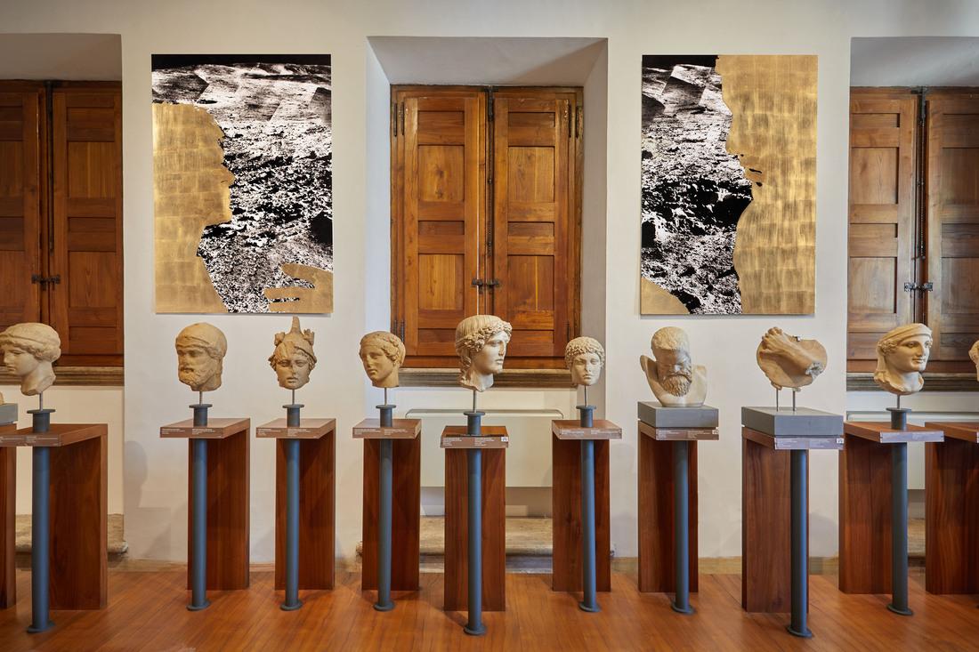 La Vita Nova L'amore in Dante nello sguardo di 10 artiste RA DI MARTINO