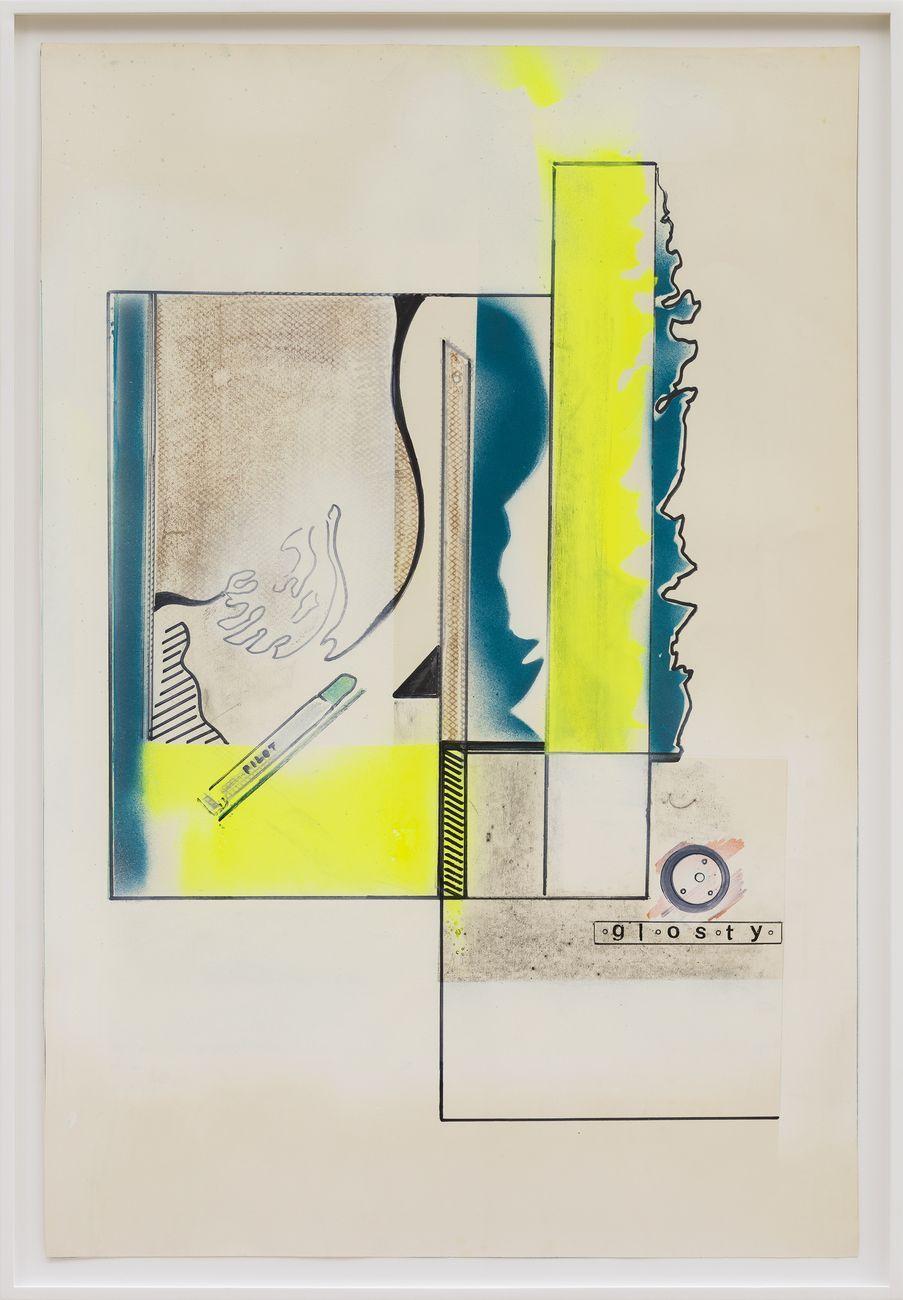 Laura Grisi, Untitled, 1966. Courtesy the Estate & P420, Bologna. Photo Carlo Favero