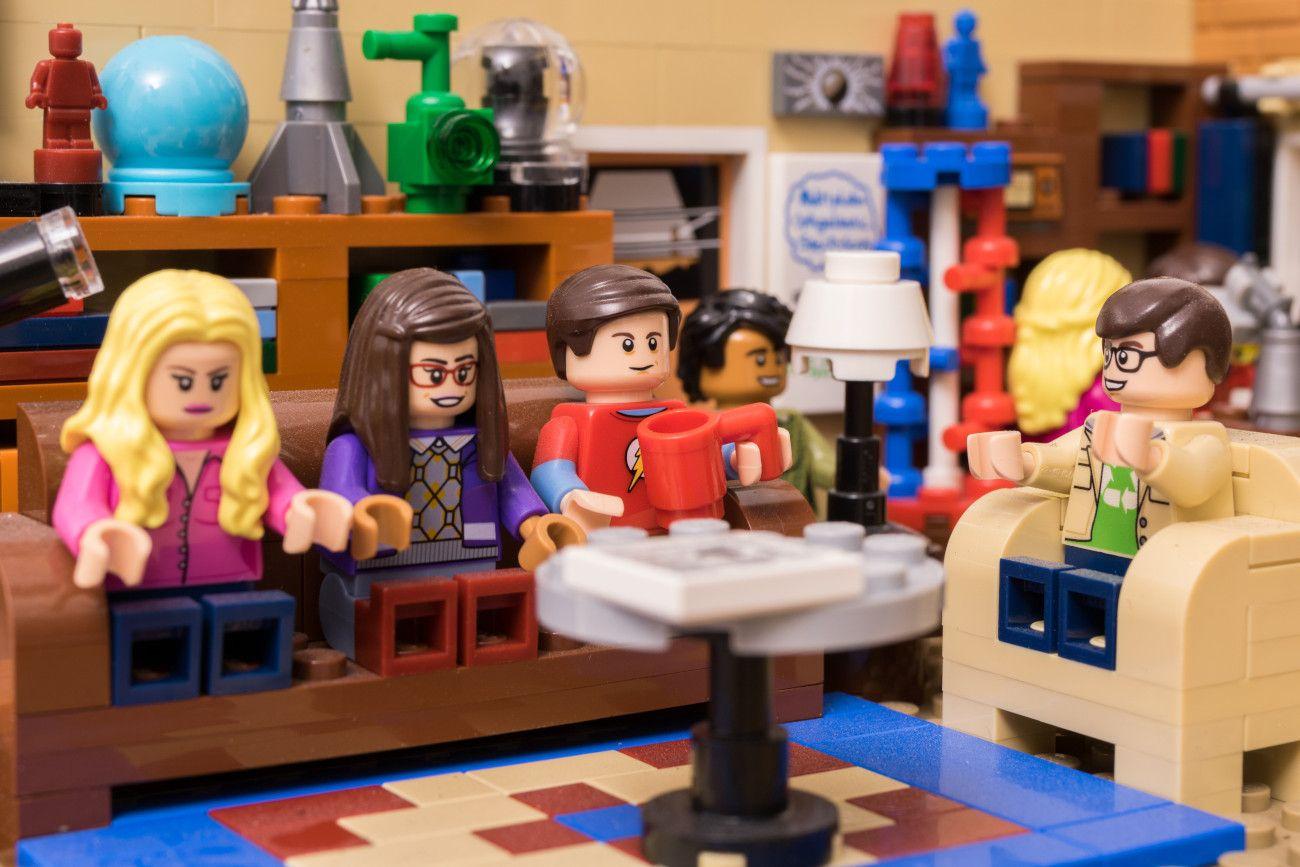Lego. Photo Ben on Unsplash