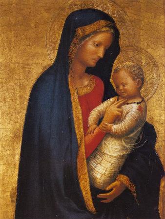Masaccio, Madonna del Solletico
