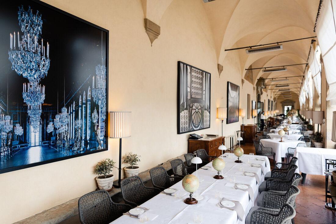 Massimo Listri, Villa San Michele a Belmond Hotel