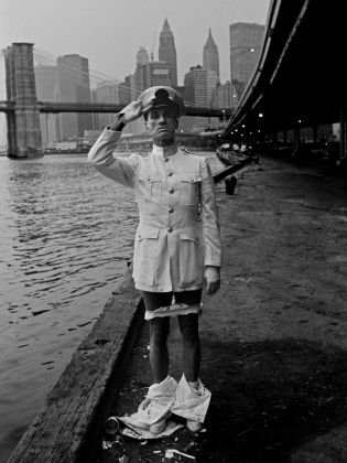 Miron Zownir, NYC, 1987