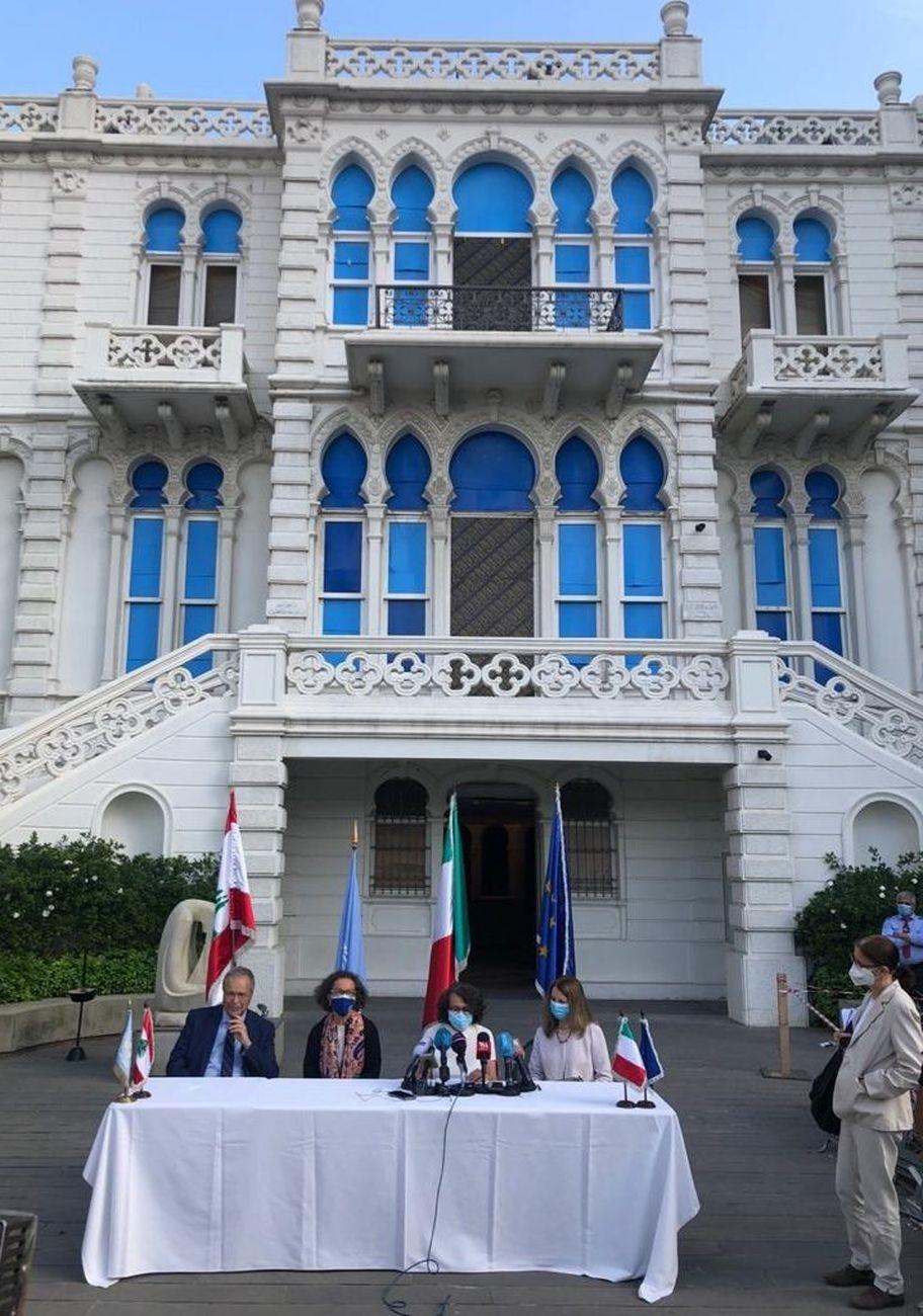 Museo Sursock, per gentile concessione dell'Ambasciata d'Italia a Beirut