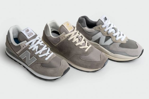 New Balance Grey Day Collection
