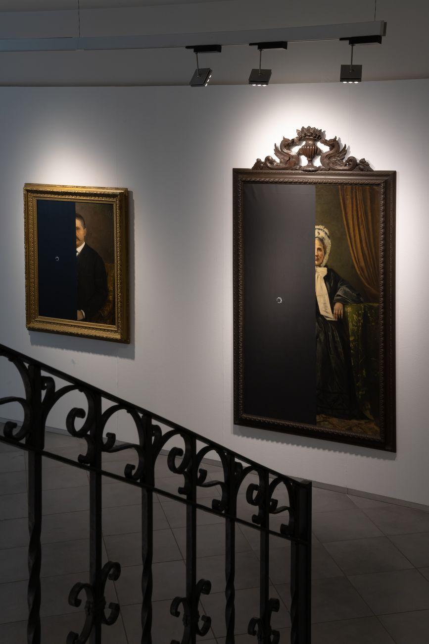 Nicolò Tomaini, Loading Portraits, 2020 21. Photo Alberto Moroni