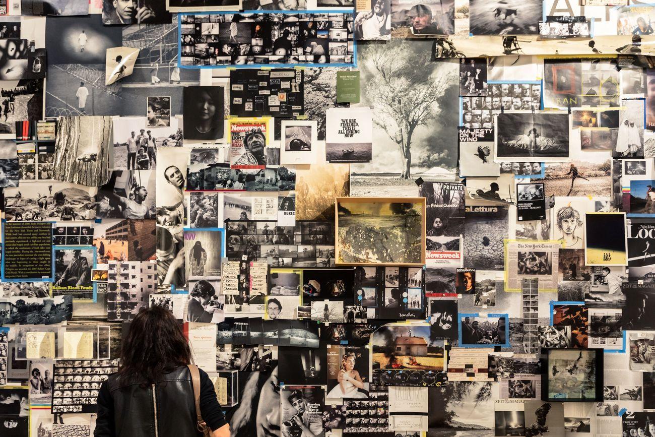 Paolo Pellegrin. Un'antologia. Exhibition view at Reggia di Venaria, 2021. Photo Micol Sacchi