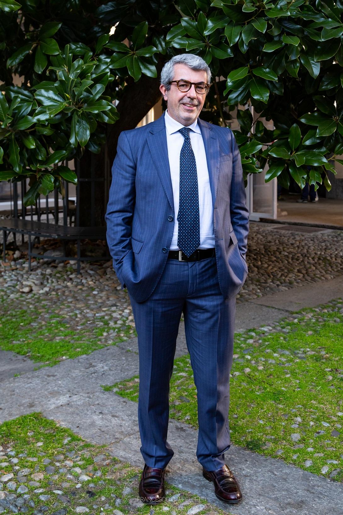 Raffaello Vignali, ritratto