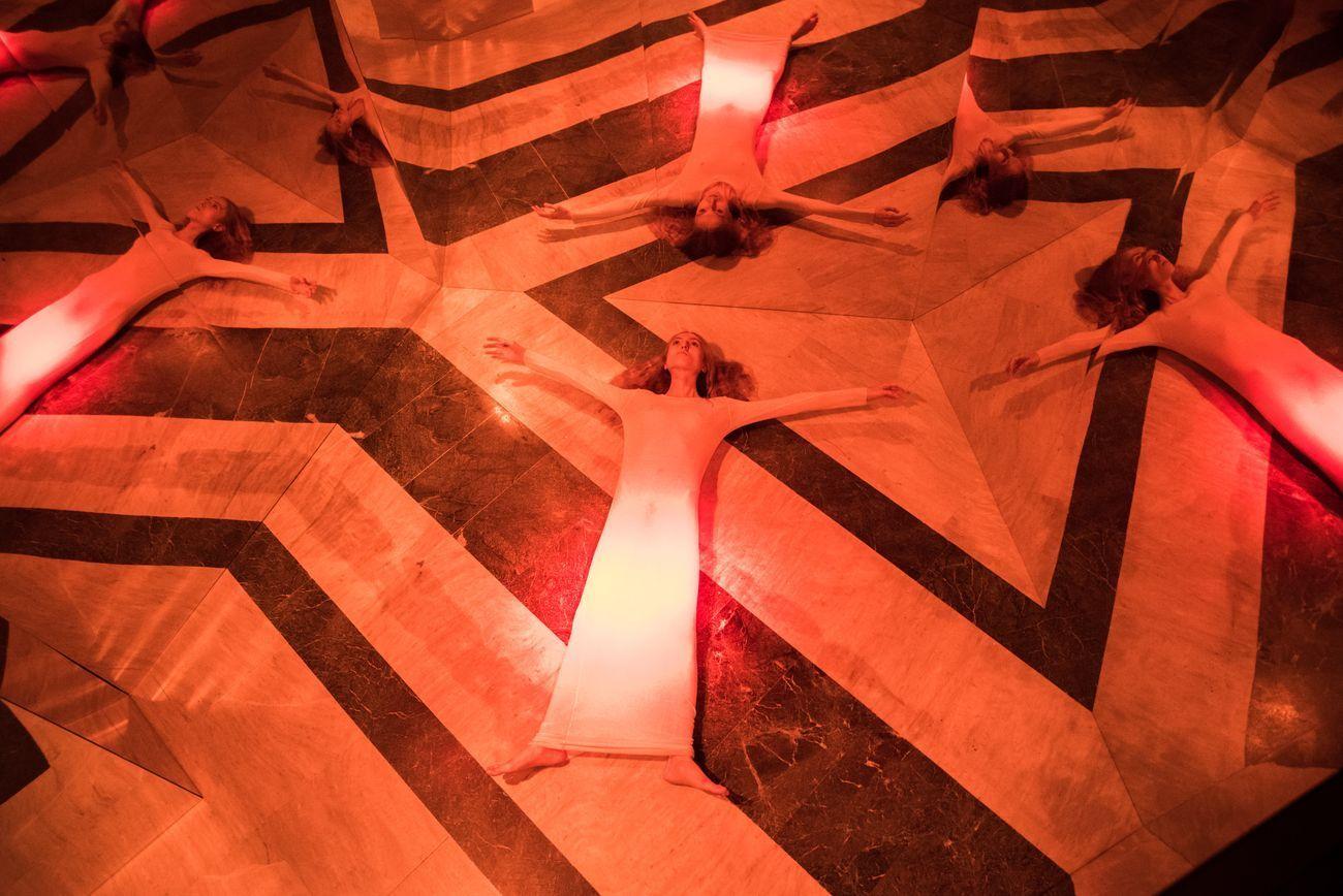 Reverie, Sogno 3. La camera degli specchi. Triennale Milano Teatro, 13 giugno 2021. Photo L. Mugri